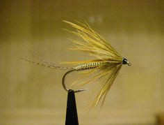 fly tying | Mayfly Wet (pz) - Coldwater Species - Fly Tying