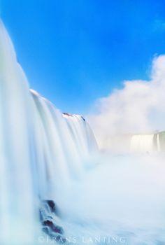 Waterfalls, Iguacu National Park, Brazil