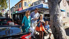 Classic Newport Beach treat! Balboa Bars and Frozen Bananas