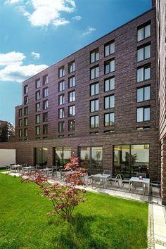 Tip van Karin en Pieter: Hampton by Hilton Berlin City West in Berlin, Germany