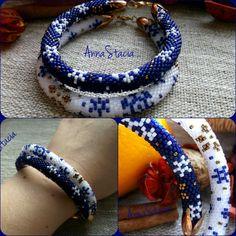 ВЯЖЕМ С БИСЕРОМ авторские схемы и не только Rope Necklace, Beading Projects, Bead Crochet, Ants, Beaded Bracelets, Beads, Handmade, Jewelry, Beadwork