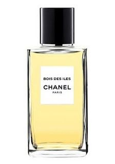 Chanel Bois des Iles perfume - perfection