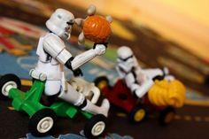 Storm trooper kart