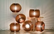 Agi miagi - Lanterns out of cardboard