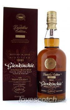 Glenkinchie Distillers Edition 1991