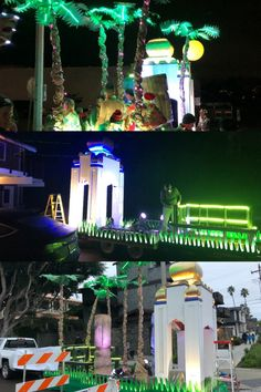 Every year we help a local YMCA Adventure Guides program with lighting for their Encinitas holiday parade float. No parade or float this year, but we are already looking forward to another holiday float next year. Wishing everyone all the best this holiday season! #HappyHolidays #LEDlighting #holidaylighting #lights Led Light Projects, Holiday Lights, Entertaining, Adventure, Lighting, Gallery, Design, Light Fixtures, Lights