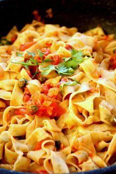 Puttanesca Pasta by NaamahsServant