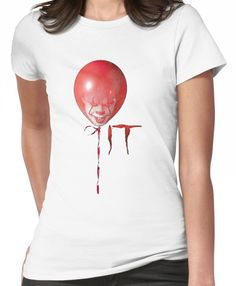 IT movie - Pennywise The Clown Women's T-Shirt
