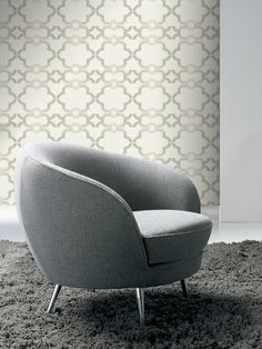 Up-to-the-Minute - Contemporary Wallpaper Design Trends on HGTV