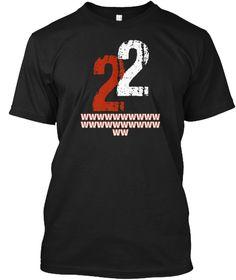 22 Wins Cleveland Ohio Baseball Win T Sh Black T-Shirt Front