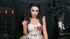 Creepy Stitched Doll (Halloween 2013)