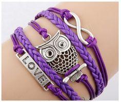 Hermosas pulseras y el color divino!