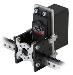 585658-Beam-Bracket-U-closeup-250px #Rack #Pinion #Gear #Linear #Actuator #Robot