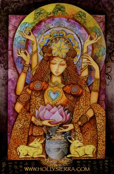 Quan Yin - Goddess of Compassion