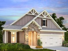 Greyson - Palm Tree Cove - The Cottage Collection by Meritage Homes - Zillow