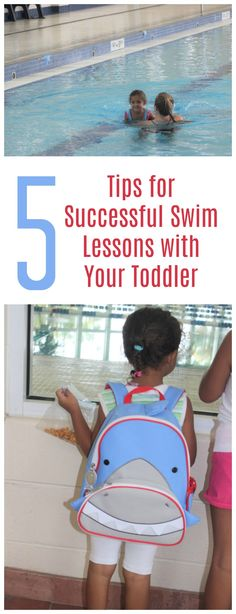 5 Tips for Successful Swim Lessons With Your Toddler  https://thriftyniftymommy.com/swimlessons/?utm_content=buffer63e7a&utm_medium=social&utm_source=pinterest.com&utm_campaign=buffer