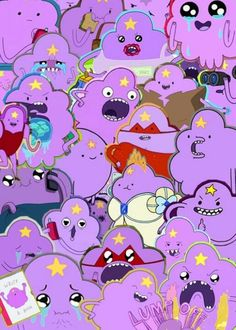 gotta love Lumpy Space Princess from Adventure Time! Me and my teenage daughter laugh so much at this character :) Fin And Jake, Jake The Dogs, Marceline, Resident Evil, Land Of Ooo, Lumpy Space Princess, Flame Princess, Adventure Time Finn, Adventure Time Princesses