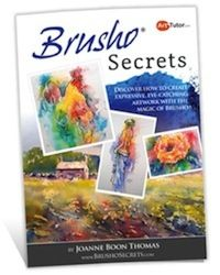 Brusho® Secrets by Joanne Boon Thomas