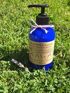 SLATHER SPA with Lavender Water & Essential Oil by SLATHERlotions, $13.95