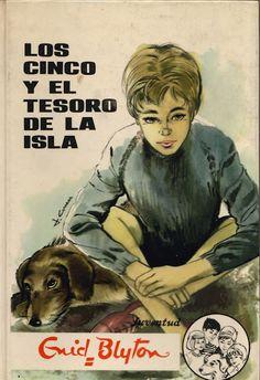 De mis lecturas infantiles favoritas! Los cinco ha sido una de las colecciones…
