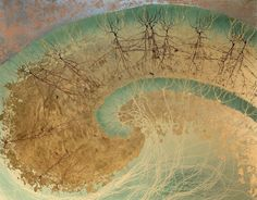 Greg Dunn an artist with a neuroscience doctorate from University of Pennsylvania- Hippocampus