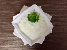 Dip do miesa i pizzy Tzatziki, Palak Paneer, Mashed Potatoes, Ethnic Recipes, Blog, Salads, Blogging, Shredded Potatoes