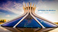 Acabo de renovar outro caso prático vindo do Brasil: Catedral da Brasília do Óscar Niemeyer! Com melhor áudio e músicas cativantes! É acessível para estudantes e apaixonados da história da Arte e de Design