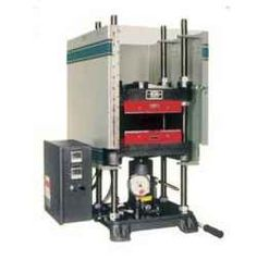 Hydraulic Press with Electrically Heated Platens Hydraulic Shop Press, Lockers, Locker Storage, Tools, Shopping, Furniture, Home Decor, Instruments, Decoration Home