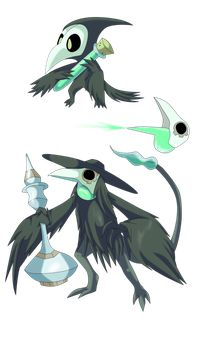 Fakemon: I can't think of any good plague dr jokes by That-One-Leo