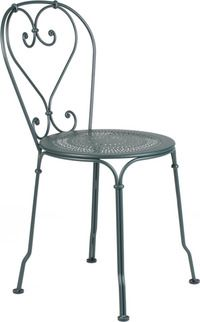 Fermob 1900 Chair | 18w x 34.5h | 13lbs | $736 for 2