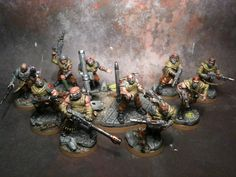 Imperial Guard-Cultists