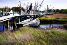 Marsh Harbor I