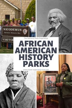 The best National Park Service sites to learn about African American history, heritage and culture. Underground Railroad, Park Service, African American History, National Parks, Culture, Learning, Travel, Fictional Characters, Voyage