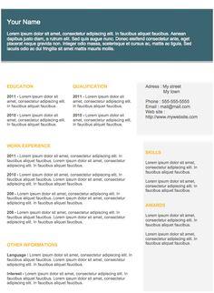 Resume writing services richmond bc