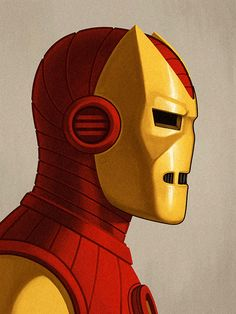 Iron Man - Mike Mitchell