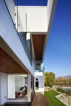 CEI #Architecture designed the Elenko Residence in Osoyoos, British Columbia, Canada.