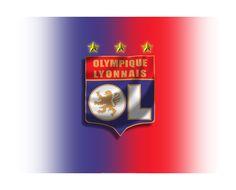 Olympique Lyonnais Football Soccer Mouse Pad