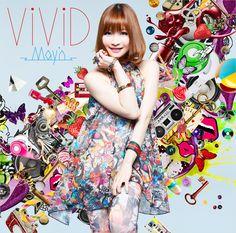 May'n 8th Single 『ViViD』