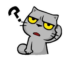 Animated Smiley Faces, Animated Emoticons, Cute Love Gif, Cute Cat Gif, Cartoon Stickers, Cute Stickers, Gif For Powerpoint, Angry Cat Gif, Moving Gif
