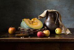 Фотограф Карачкова Татьяна (Tatiana Karachkova) - Осенние натюрморты с тыквами #2009135. 35PHOTO