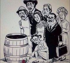 Emocionante! Internautas homenageiam Roberto Bolaños com memes - Fotos - R7 Famosos e TV