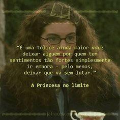 Livro - A Princesa no limite