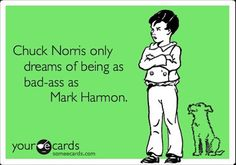 Bad Ass Mark Harmon! I love mark Harmon so much!!!!