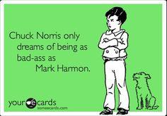 Bad Ass Mark Harmon! I love mark Harmon so much!!!!