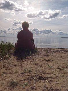 Pyhäjärven rannalla. Finland, Suomi Photo by @virpula1