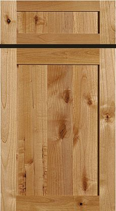 "Cabinet Door Styles Shaker dura supreme cabinetry ""mills landing"" cabinet door style shown in"