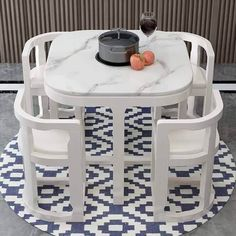 Unique Dining Tables To Make The Space Spectacular - Engineering Discoveries 4 Seater Dining Table, Unique Dining Tables, Dining Table Lighting, Kitchen Room Design, Home Room Design, Home Decor Kitchen, Loft Design, Diy Furniture Plans, Home Decor Furniture