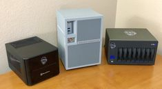 Mini Server / NAS Case by toby.k #practical #prototyping
