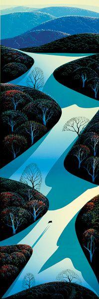 Fields Ascending by Eyvind Earle