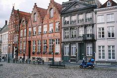Brugge, Belgium Places Around The World, Around The Worlds, Belgium, Breathe, The Good Place, Travel Inspiration, Remote, Street View, Instagram